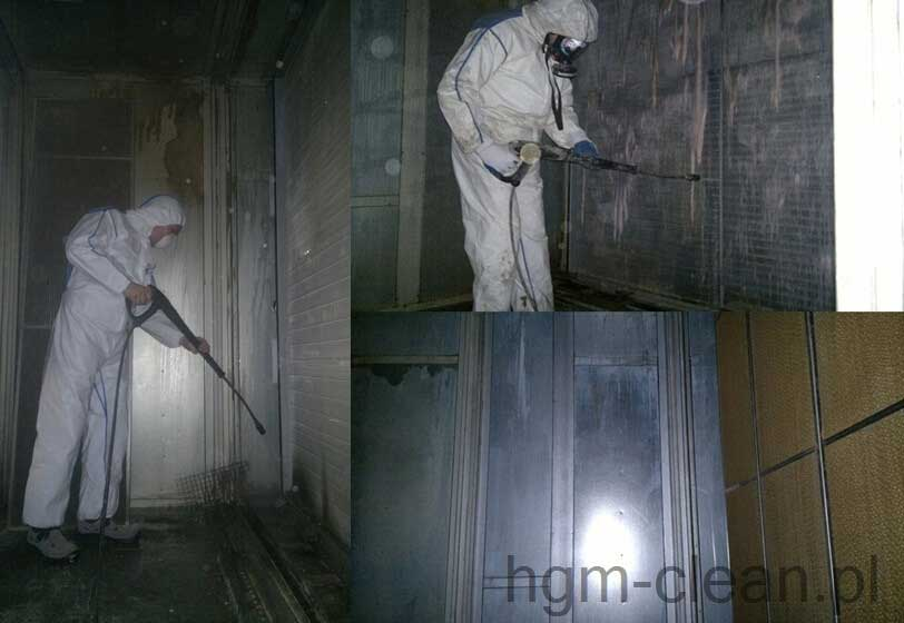 czyszczenie wentylacji metoda hydmaster wykonana przez hgm clean