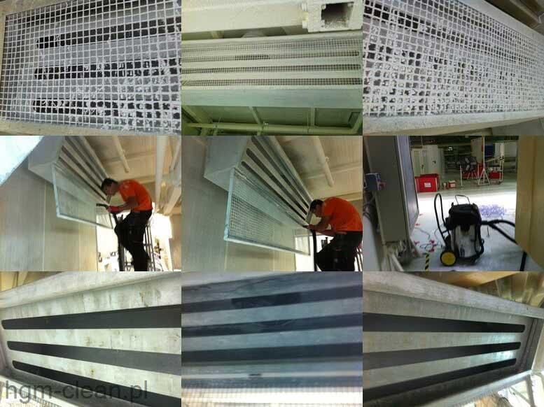 hgm clean czyszczenie wentylacji technologia hydmaster 3