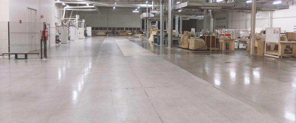 hgm clean doczyszczanie hal przemysłowych